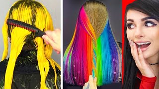 Amazing Hair Transformations Compilation