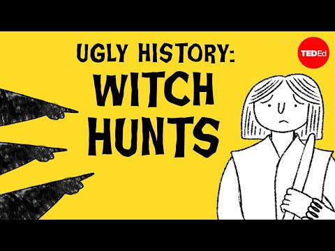 The Terrifying History of Witch Hunts