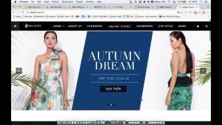 Học thiết kế website Online -  Phần 1: Giới thiệu khóa học