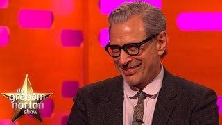 Graham Discusses The Funniest Jeff Goldblum Internet Trends - The Graham Norton Show