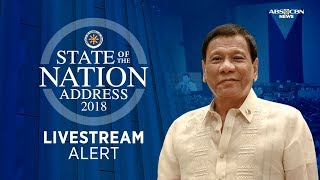 REPLAY: President Duterte delivers 3rd SONA | 23 July 2018