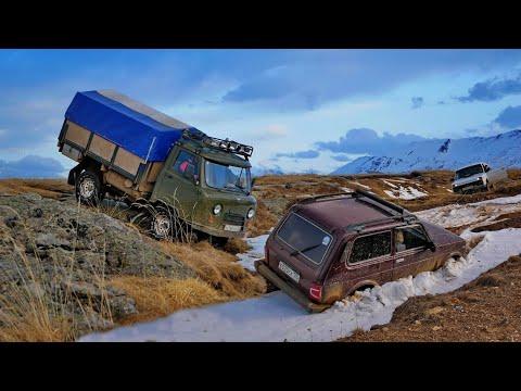 УАЗ Буханка V6 с АКПП, Головастик, Патриот - к Лабиринтам, всему вопреки!