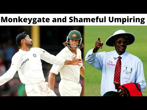 Ponting reveals what went on during Monkeygate scandal against India