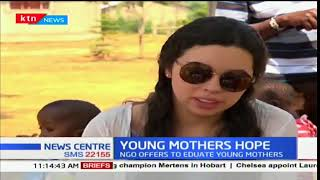 Second chance for young mothers in Busia County