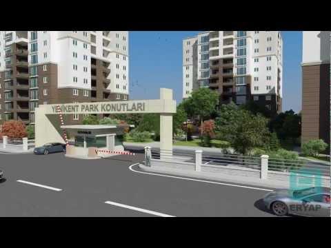Yenikent Park Konutları Videosu