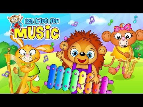 Video of 123 Kids Fun MUSIC