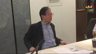 胡漢清::強烈回應中文大學多處地方掛上「香港獨立」橫額! 和貼滿「拒絕沉淪 ,唯有獨立」字眼!!