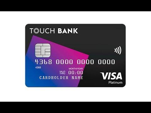 Кредитная карта Тач Банк с беспроцентным периодом 61 день