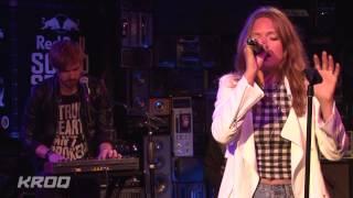 Tove Lo -  'Habits (Stay High)' Live at KROQ