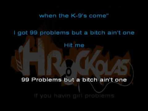 Linkin Park ft Jay Z - Points of authority / 99 problems (HKaraoke)