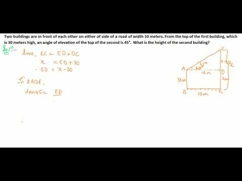 Trigonometry Part 31 Solutions for Class 10 CBSE