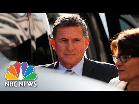 Fmr. National Security Adviser Michael Flynn Pleads Guilty In Mueller Case | NBC News