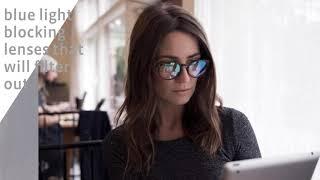Blue Light Glasses - Blue Light Opticals