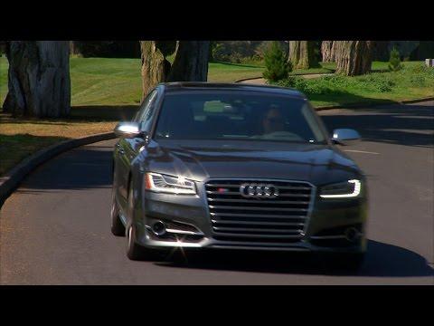 Car Tech – 2015 Audi S8