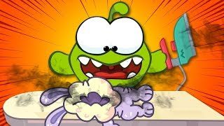 Om Nom Stories - Super Noms | BRAND NEW Funny Cartoons for Children | LIVE