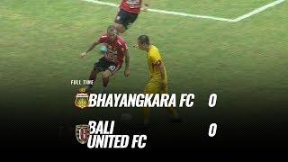 [Pekan 18] Cuplikan Pertandingan Bhayangkara FC vs Bali United FC, 13 September 2019