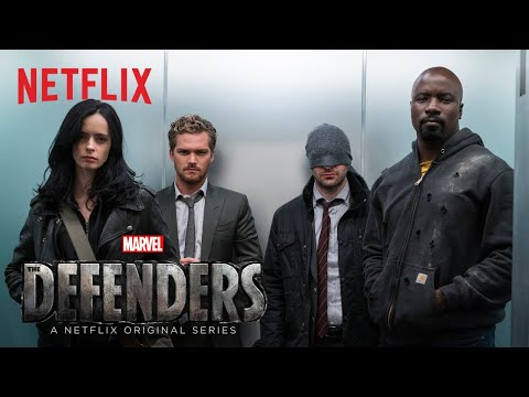 The Defenders Fragman