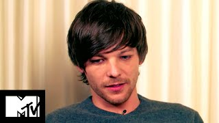 Louis Tomlinson On The Emotion Of Writing 'Two Of Us' | MTV Music