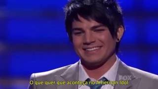 "Performance de ""A Change Is Gonna Come'"" - Adam Lambert, TOP 2, American Idol (2009) - legendado"