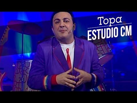 Topa video Show completo - CM Estudio - 28-07-2014