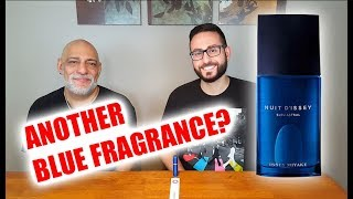 Issey Miyake Nuit DIssey Blu Astral Fragrance / Cologne First Impression