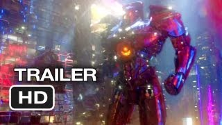 Pacific Rim - Official Trailer 4