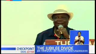 Francis Atwoli lashes out at DP William Ruto