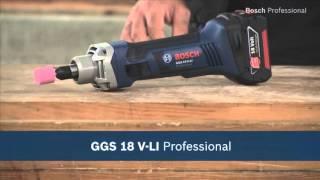 Bosch Rechte Slijpmachines GGS 18 V-LI Professional