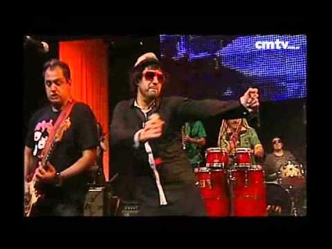 Los Auténticos Decadentes video El murguero - CM Vivo 2009