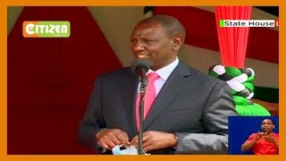 DP Ruto's speech at Madaraka Day celebrations in State house