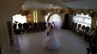 Професійна постановка весільного танцю - Роман і Ірина