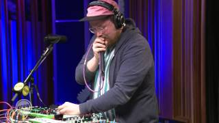"Dan Deacon performing ""When I Was Done Dying"" Live on KCRW"