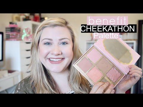 Cheekathon Blush Kit by Benefit #2
