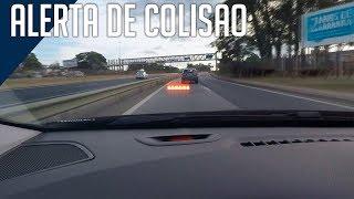 Chevrolet Cruze LTZ- Alerta de Colisão