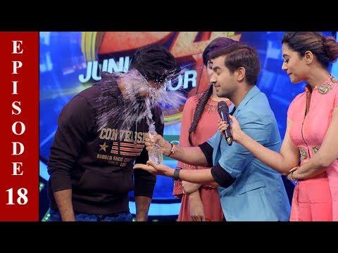 D4 Junior Vs Senior I Ep 18 - Is Neerav younger than Rahul...? I Mazhavil Manorama