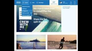CrewWithMe - Creating a crew request to join another's boat
