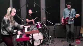 """Basia Bulat """"Tall Tall Shadow"""" Live at KDHX 11/8/13"""