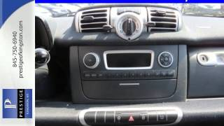 preview picture of video '2011 Smart Fortwo Kingston NY Poughkeepsie, NY #BK438419'