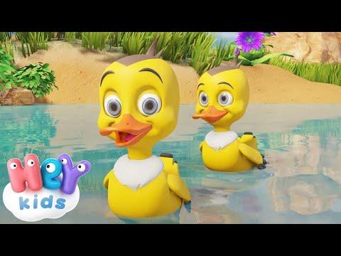 Желтые Утята - Песни Для Детей .tv - Развивающие детские песни мультики