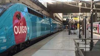 Gare TGV de l'Aéroport Charles de Gaulle (TGV & OUIGO)