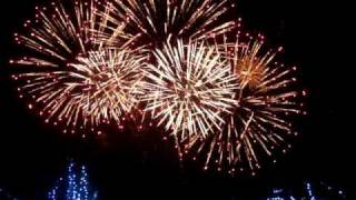 preview picture of video 'Fireworks Celebrating 2011 @ Khon-Kaen'