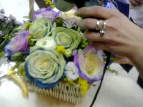 Цветы меняющие цвет(цветы-хамелеоны)