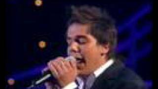 Bridge Over Troubled Water live Anthony Callea 2005
