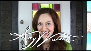 Writing in Character | Amy Walker