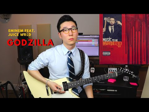 Godzilla (feat. Juice WRLD) - Eminem - Guitar cover (full).