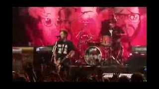 """""""Bowling for Soup"""" perform """"Critically Disdained"""" and """"Almost"""" on the Farewell UK Tour Bristol 2013"""