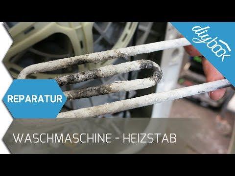 AEG Waschmaschine - Heizstab ausbauen und wechseln