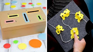 11 Fun Crafts To Entertain The Kids At Home