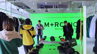 M+RC NOIR OSAKA POPUP STORE by NUBIAN DIGEST VIDEO