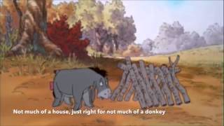 Eeyore - Depression